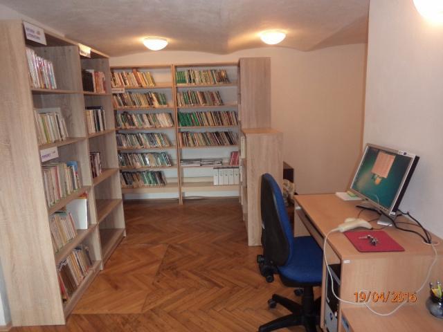 Obecní knihovna Rádlo