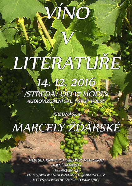 Víno v literatuře, obrázek se otevře v novém okně