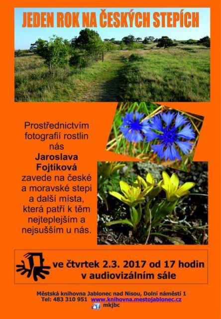 Jeden rok na českých stepích, obrázek se otevře v novém okně