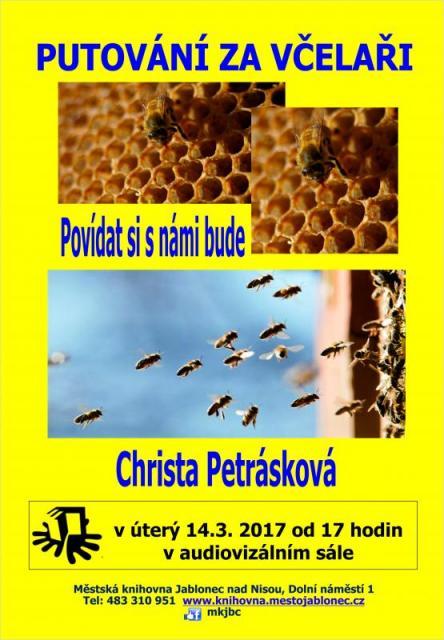 Putování za včelaři, obrázek se otevře v novém okně
