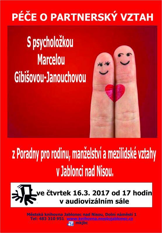 Péče o partnerský vztah, obrázek se otevře v novém okně