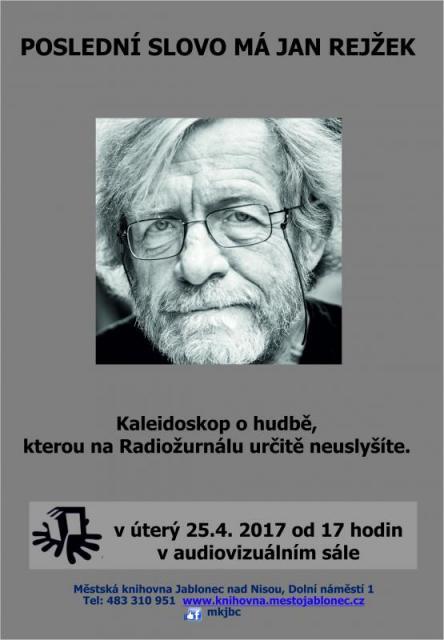 Poslední slovo má Jan Rejžek, obrázek se otevře v novém okně
